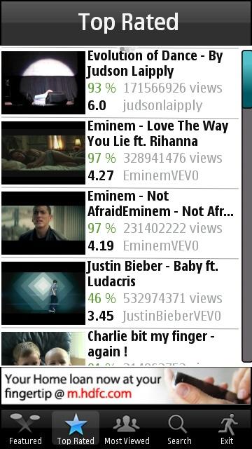 N95 youtube downloader.
